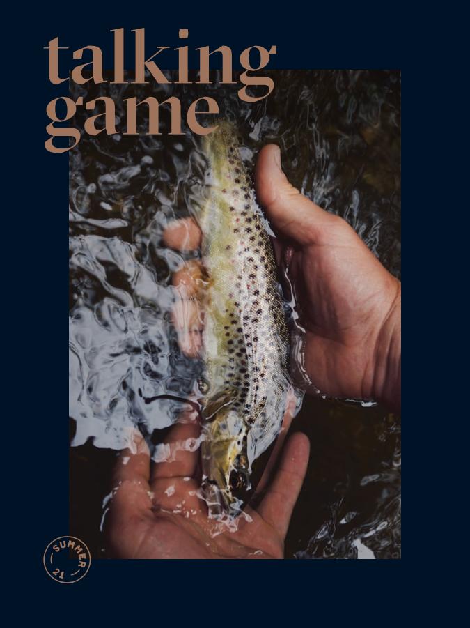 Talking Game Journal