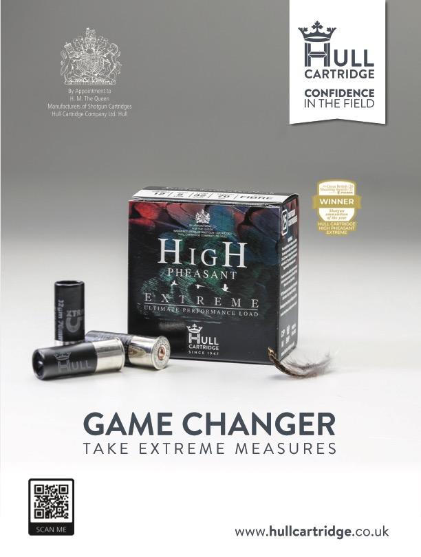 Hull cartridges